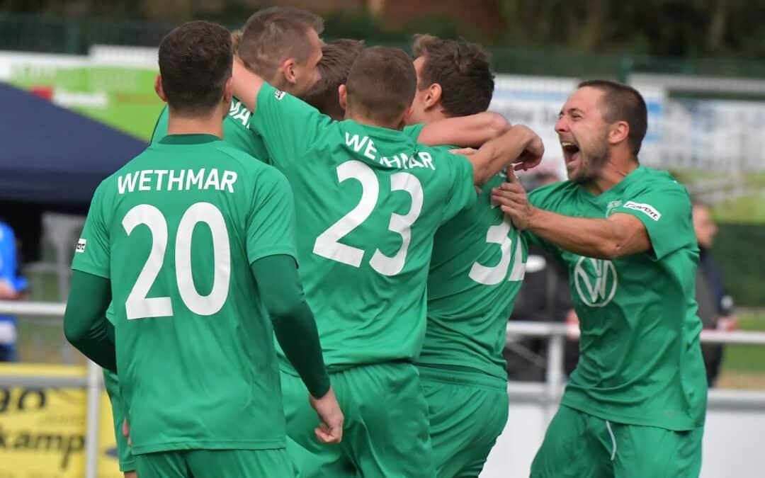 3:1 im Nord-Derby – 1. Mannschaft erklimmt den Heikenberg