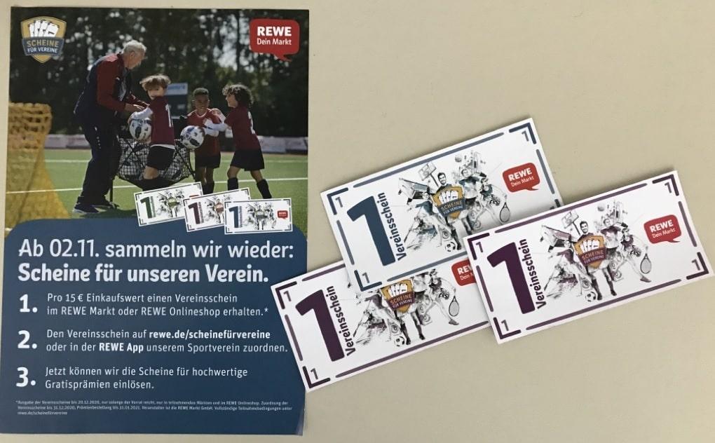 """""""Scheine für Vereine"""": TuS ist wieder im Sammelfieber"""