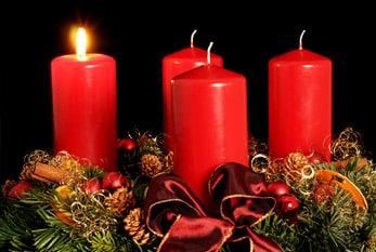 Der TuS wünscht einen schönen 1. Advent