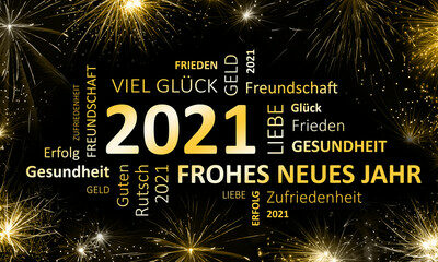Frohes, Neues Jahr 2021!